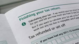 tax return and accountants