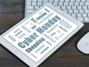 cyber monday laptop